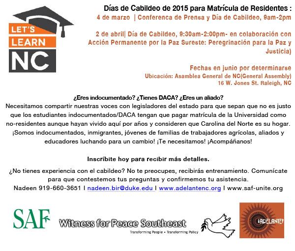 Microsoft Word - dias de cabildeo de SAF 2015_Final_español.doc