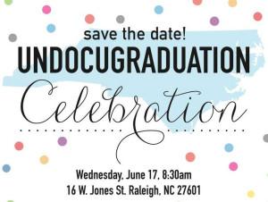 save the date undocugraduation